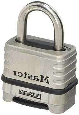 Master Lock 1174D ProSeries Stainless Steel Easy-to-Set Comb