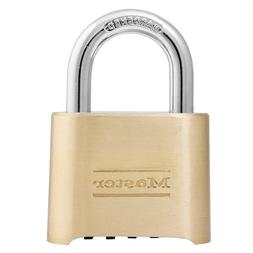Master Lock 175D 2in. Combination Solid Body Padlock