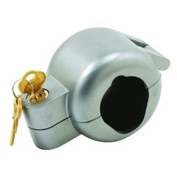 Prime-Line Products S 4180 Knob Lock-Out Device, Gray Painte