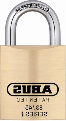 ABUS 83/45-300 S2 Schlage 45mm All Weather Solid Brass Rekey
