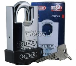 ABUS 83CS/55 padlock  888 Restricted Cylinder  All Weather C