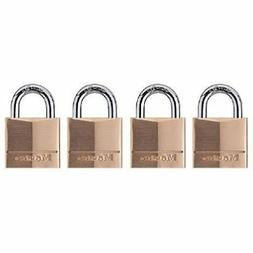 Master Lock 120Q Keyed-Alike Wide Padlocks, 3/4-inch, Solid