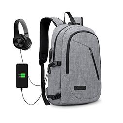 Anti-Theft Backpack, Theft Business Laptop Backpack with USB