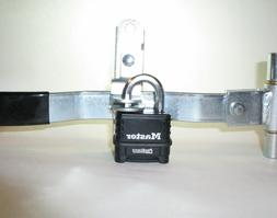 Combination Lock Set by Master 1178D  Resettable Weather Sea