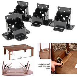 Copper Locking Folding Bracket Folding Hinges Table Leg Furn