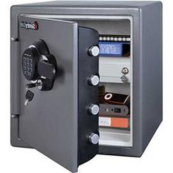 Electronic Fire Safe, 1.23 ft3, 16-3/8w x 19-3/8d x 17-7/8h,