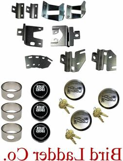 Slick Locks - Ford Transit Connect - Fits: 2010 to 2013 - FD