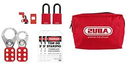 ABUS K900 Safety Lockout Tagout Personal Safety Pouch Kit, S