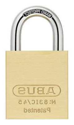 ABUS 83IC/45 S2 SFIC Small Format Interchangeable Core Brass