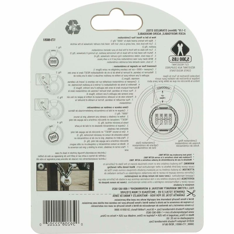 Keeper Brinks 80Mm Shielded Discus With Resettable
