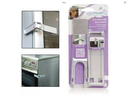 microwave oven refrigerator safety lock childproof door