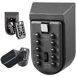 Qualarc NOCH-45C Personal Portable Compact Travel Safe with