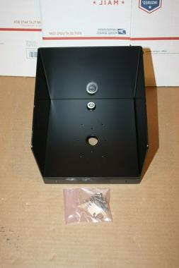 Outdoor Weather Shroud for Intercom or card reader w lock fo