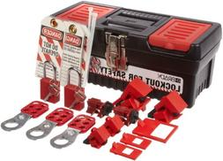 Brady Personal Breaker Lockout Tagout Electrical Safety Tool