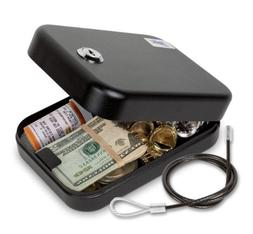 Helix Personal Safe with Tether, 1 Safe