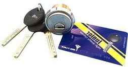 Mul-t-lock Junior Rim & Mortise Rimo Cylinder. Mul-t-lock Ri