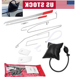Universal Car Door Unlock Tool Kit Key Lock Out Emergency Op